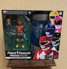 Hasbro - Power Rangers Lightning Collection: Mighty Morphin Zordon & Alpha 5