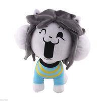 "US 10"" Undertale Temmie Plush Toy Stuffed Doll Plushie Birth Kids Gift Free Ship"