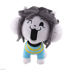"10"" Undertale Temmie Plush Toy Stuffed Doll Plushie XMAS Kids Gift US Free Ship"