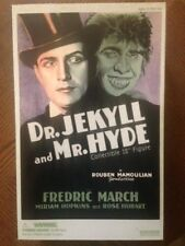 "DR. JEKYLL AND MR. HYDE 12"" FIGURE - SIDESHOW COLLECTIBLES"