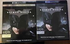 Batman Begins Blu Ray Only Read The Descriptions!