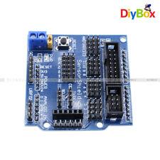 Sensor Shield V5 V50 For Arduino Apc220 Bluetooth Analog Module Servo Motor Iic
