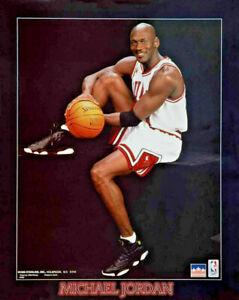 "1998 Starline #3082 Michael Jordan Poster *SEALED in Package* 22"" x 34"" See Pics"