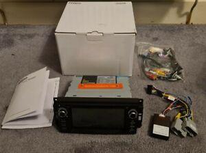 CHRYSLER 300c SEBRING ASPEN CIRRUS CAR DVD PLAYER STEREO SAT NAV RADIO GPS BT