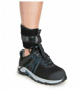 Ossur Rebound Foot Up Drop-Foot Ankle Brace-Includes Shoe Insert and Add ons