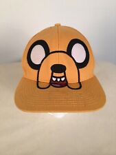 Adventure Time Finn Jake Cartoon Network Hat Yellow