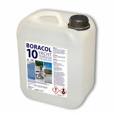 Boracol 10 Yacht 5 L Nettoyeur Contre Algues Mousse Moisissure Teakdeck