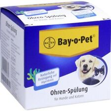BAY O PET Ohrreiniger für Hunde/ Katzen   2x 25ml    BAYER    PZN7375737