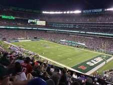 New England Patriots VS NY Jets Club level seats