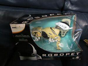 WowWee ROBOPET Robot  Pet Dogs NEW