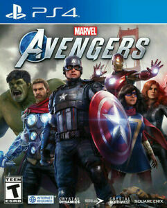 Marvel's Avengers for PlayStation 4 [New Video Game] PS 4
