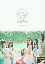 GFRIEND( G FRIEND) 2ND MINI ALBUM [ FLOWER BUD ] Me gustas tu