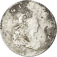 [#88539] Louis XV, 1/3 Ecu de France 1721 K, KM 457.11