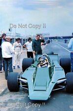 Reutemann & Andretti Martini Lotus 80 F1 Testing Silverstone 1979 Photograph