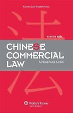 Chinese Commercial Law : A Practical Guide by Maarten Roos (2010, Hardcover,...