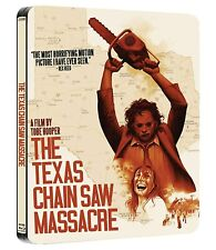 New ListingThe Texas Chainsaw Massacre Steelbook Limited Edition! Blu-ray Disc New Sealed!