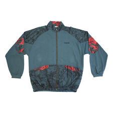 Reebok Original Fantasy & Fun Jacket   Vintage 90s Street Wear Retro Sportswear