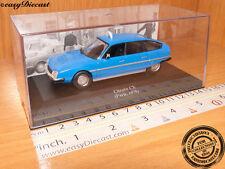 CITROEN CX TAXI CAB 1:43 PARIS (FRANCE) 1975 BLUE MINT!!!