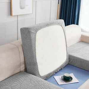1/2/3/4 Seat Stretch Chair Sofa Couch Cover Elastic Slipcover Protector Soft