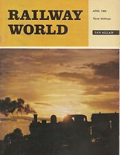 Railway World - April 1969 - Ian Allan - Archive Pictures