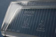 PORSCHE 928 SET CLEAR EU FOG LIGHT LENSES ORIGINAL BOSCH 1978 - 1986