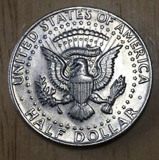 """1982P Kennedy Half Dollar 50 Cents *** No """"FG"""" *** Initials on the reverse Rare!"""