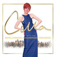 CILLA BLACK Cilla With The Royal Liverpool Philharmonic Orchestra (2018) CD NEW
