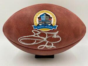 Emmitt Smith Signed HOF The Duke Wilson Football Autographed AUTO PSA/DNA COA