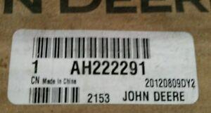 John Deere OEM part # AH222291 cross auger drive chain 600 series corn heads