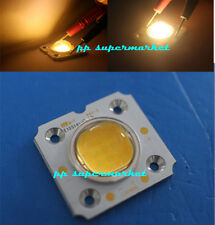 10W High Power COB LED Lamp 4000-4500k 1050mA DC12V +60-80 degree len 1pcs