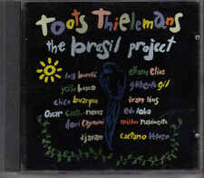 Toots Thielemans-The Brasil Project cd album