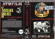 SHERLOCK HOLMES - LA PERLA DELLA MORTE (1944) vhs usato