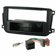 Kit montaggio autoradio mascherina 1 DIN  per  Smart Car ForTwo 2007 - 2010