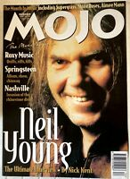 Mojo Magazine Dec 1995 - Neil Young - in stock from UK