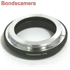 Tamron Adaptall AD 2 two Lens To Pentax K Mount Adapter Camera K10D K-5 K-R K-X
