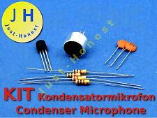 Starterkit acústica sensor/Basic kit Acoustic sensor micrófono Arduino #a173
