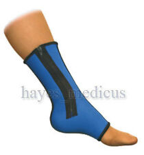NEOPRENE ANKLE SUPPORT BRACE BAND STRAP Zip - S Right