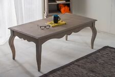 Bourdeilles Coffee Table Solid Shabby Chic in Mango Delivery