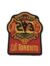 Toronto Fire Station 213 Patch.(Only One)