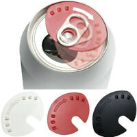 5PCS Beverage Can Lid Cap Soda  Beverage Drink Snaps Tops Cover Beer WGPT^aJ Gy