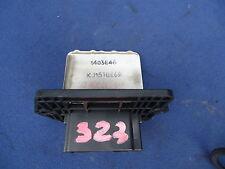 Wiederstand, Heizung gebläse Mazda 323, 626, Premacy