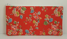 Cath Kidston Woodland Rose Fabric Handmade Pencil Case Make Up Bag Storage Pouch