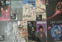 Deep Purple: Vinyl Sammlung / Collection 11 LP, neu / new