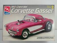 AMT ertl 1957 Chevrolet Corvette Gasser 1/25 scale Skill level 2