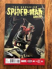 SUPERIOR SPIDER-MAN ANNUAL #1 1st Printing 2014 Marvel Comics COMBINE SHIPPING