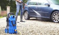 Neo Electric High Pressure Washer 110 Bar High Power Jet Water Patio Car Cleaner