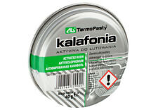 40 Grams Tin High Grade Solid Rosin Solder Flux Colophony KALAFONIA Electronics