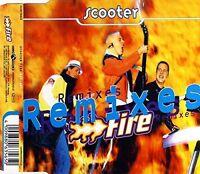 Scooter Fire-Remixes (1997) [Maxi-CD]