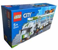 Lego City Car Transporter Mini figs And Car 60305 Children Gift UK BRAND NEW