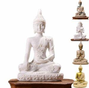 Ecologico Buddha Statua Acquario Decorazioni Religioso Stile Pesce Serbatoio
